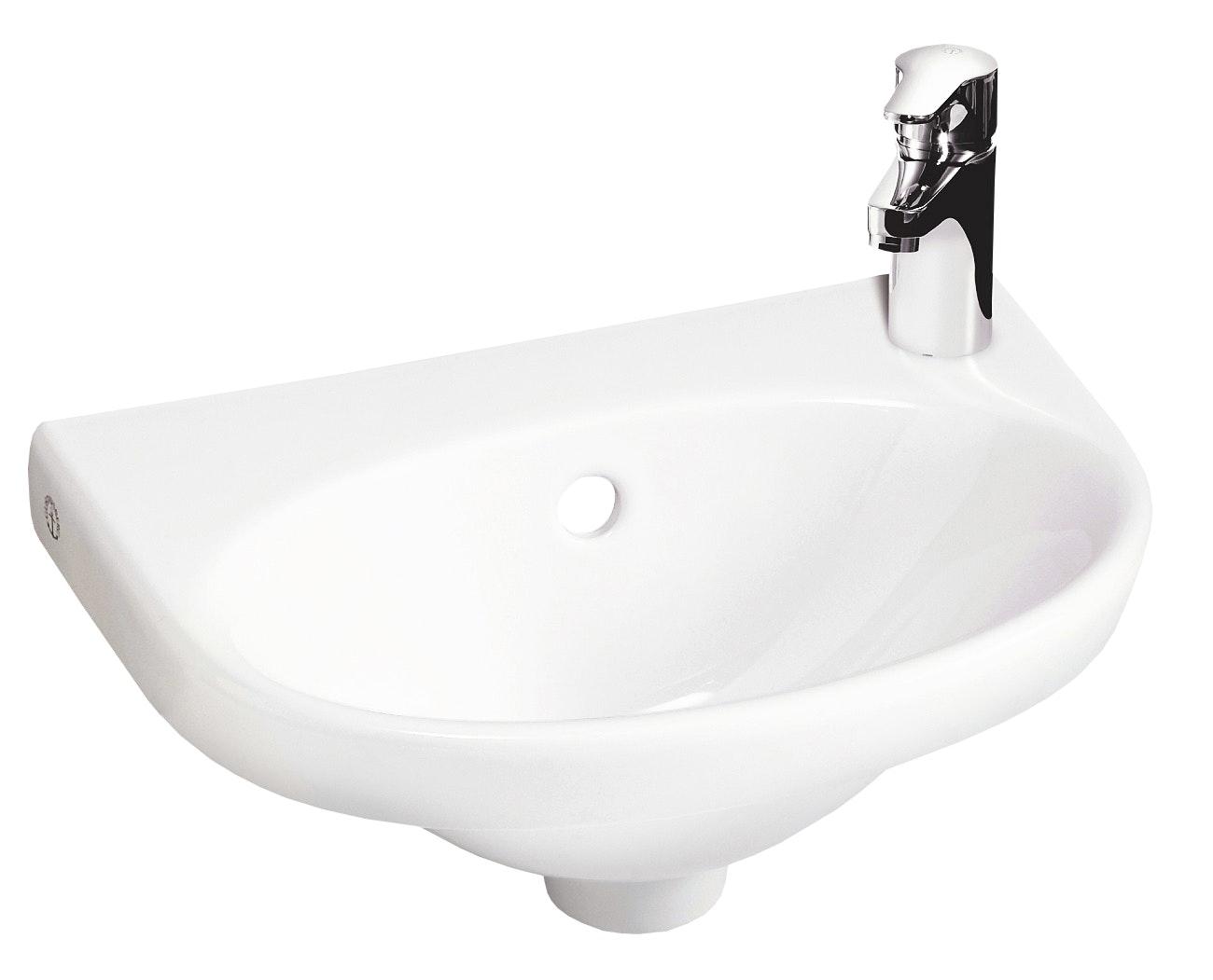 Tvättställ Gustavsberg 5540 Nautic Vit