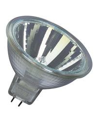 Лампа галогеновая Osram, 12 В, GU5,3 х 35 Вт