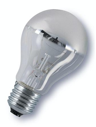 Glödlampa Osram Toppförspeglad Silver 40W/E27