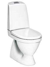 WC-ISTUIN GUSTAVSBERG NAUTIC 1500HF 2-T SC/QR-KANSI GB1115002R1331G
