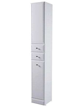 Шкаф-пенал AM.PM Bourgeois M65СSX0303WG, 33 x 36 x 194 см, белый
