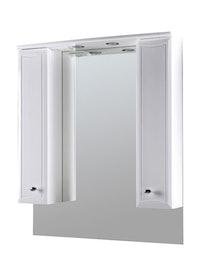 Шкаф-зеркало AM.PM Bourgeois 85, белый, 88 x 22 x 103 cм