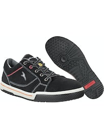 TURVAJALKINEET ALBATROS FREESTYLE BLACK LOW S1P ESD SRC