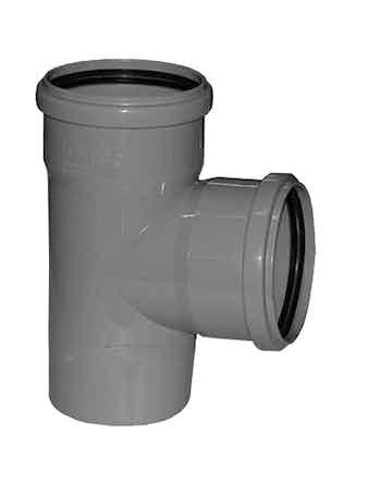 Тройник PP DN 32х32/88,5 для внутренней канализации