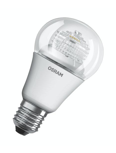 LED-LAMPPU OSRAM STAR 470LM 827 E27 KIRKAS