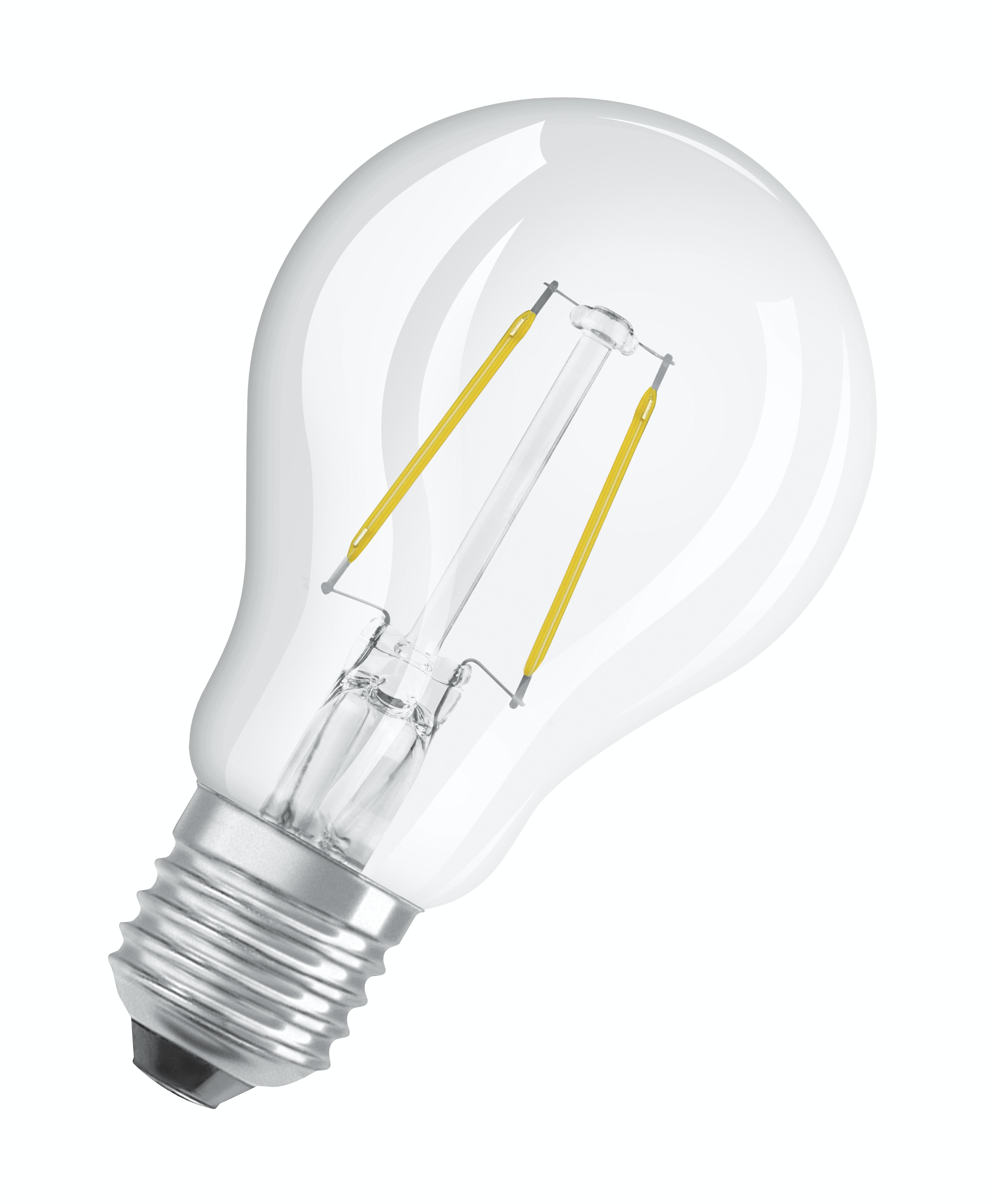 Led-lampa Osram Retrofit Filament CLA15 Normal E27 1,2W