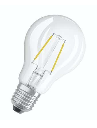 Led-lampa Osram Retrofit Filament CLA15 Normal E27 1,2W