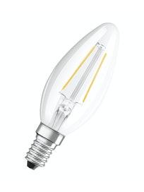 LED-LAMPPU OSRAM STAR 136LM FIL B15 827 E14 KIRKAS LASIKUPU