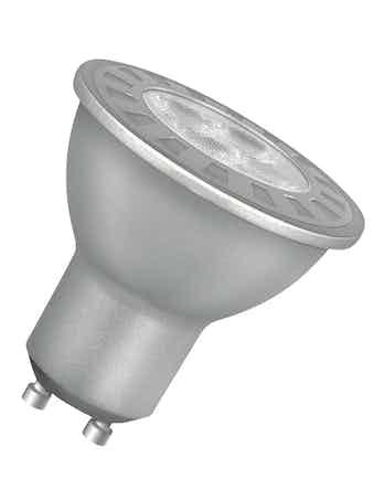 Лампа LED OSRAM спот 36,4W,GU10,тепл.