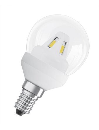 Ledlampa Osram Klot P15 2w