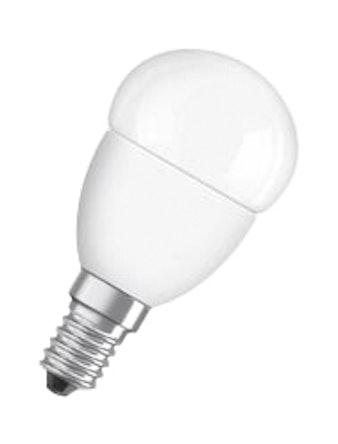 Лампа LED OSRAM шар 6W,470lm, E14,мат