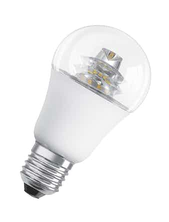 Ledlampa Osram Superstar Classic A40 E27 Klar Dimbar