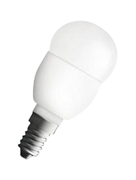 LED-MAINOSLAMPPU NEOLUX P40 470LM 827 E14 HIMMEÄ