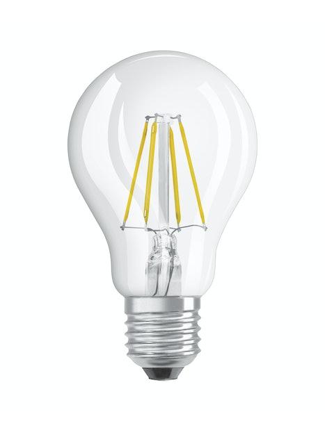 LED-LAMPPU OSRAM RETROFIT A40 470LM 827 E27 KIRKAS FIL