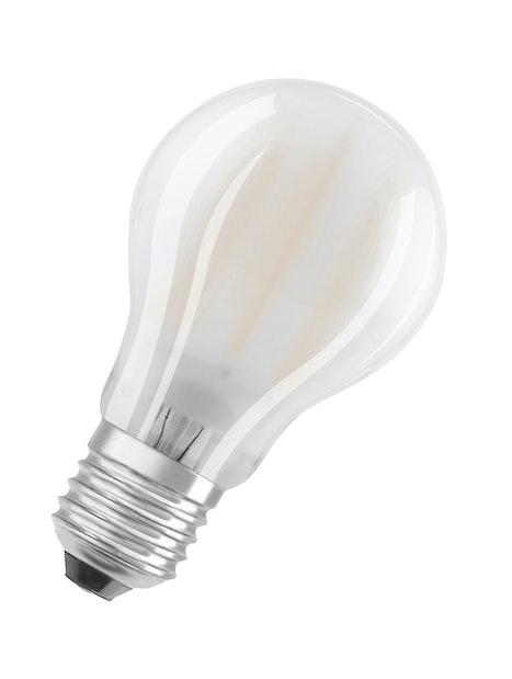 LED-LAMPPU OSRAM SUPERSTAR 806LM FIL A60 827 E27 HIMMEÄ LASIKUPU