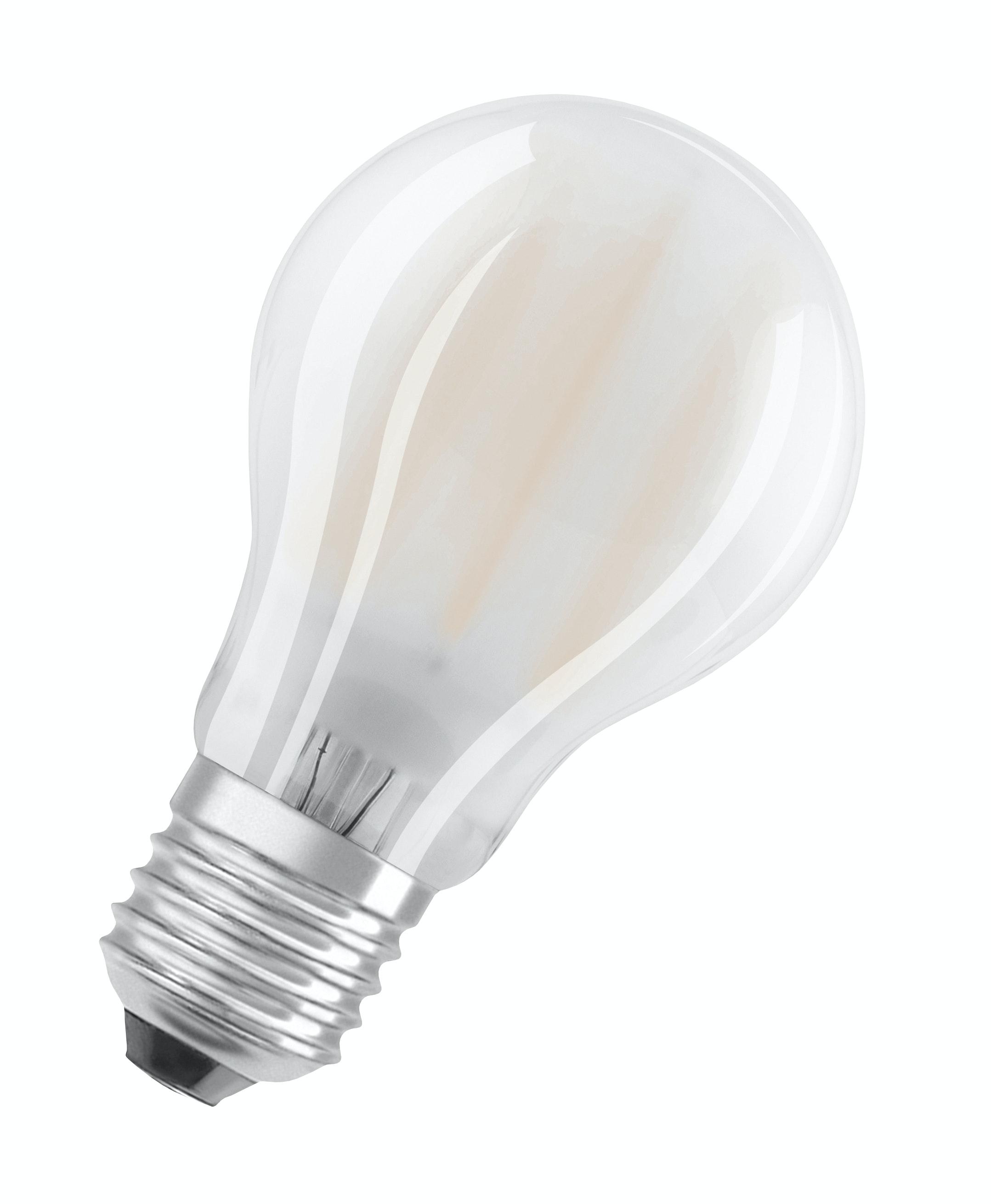 LED-Lampa Osram Retrofit E27 Filament 7W Klot Matt