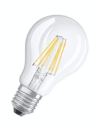 Led-lampa Osram Retrofit Filament CLA60 Normal E27 6W