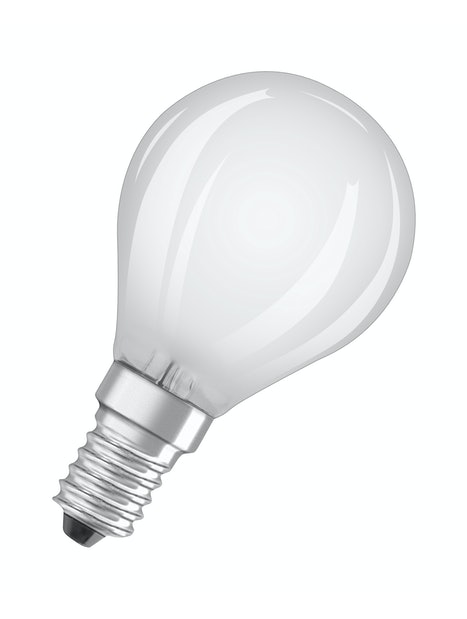 LED-LAMPPU OSRAM RETROFIT P40 470LM 827 E14