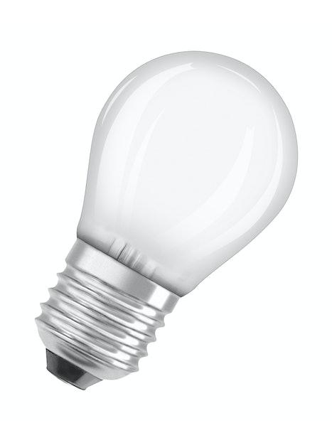 LED-LAMPPU OSRAM STAR CL 470LM P40 827 GL FR E27