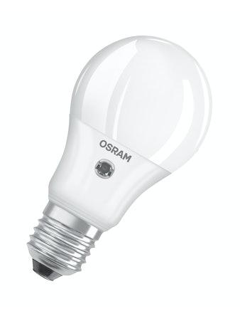 Led-lampa Osram Star Sensor CLA40 Norm Matt E27 5W