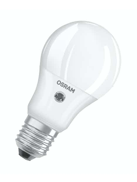 LED-LAMPPU OSRAM STAR SENSOR 470LM 827 E27