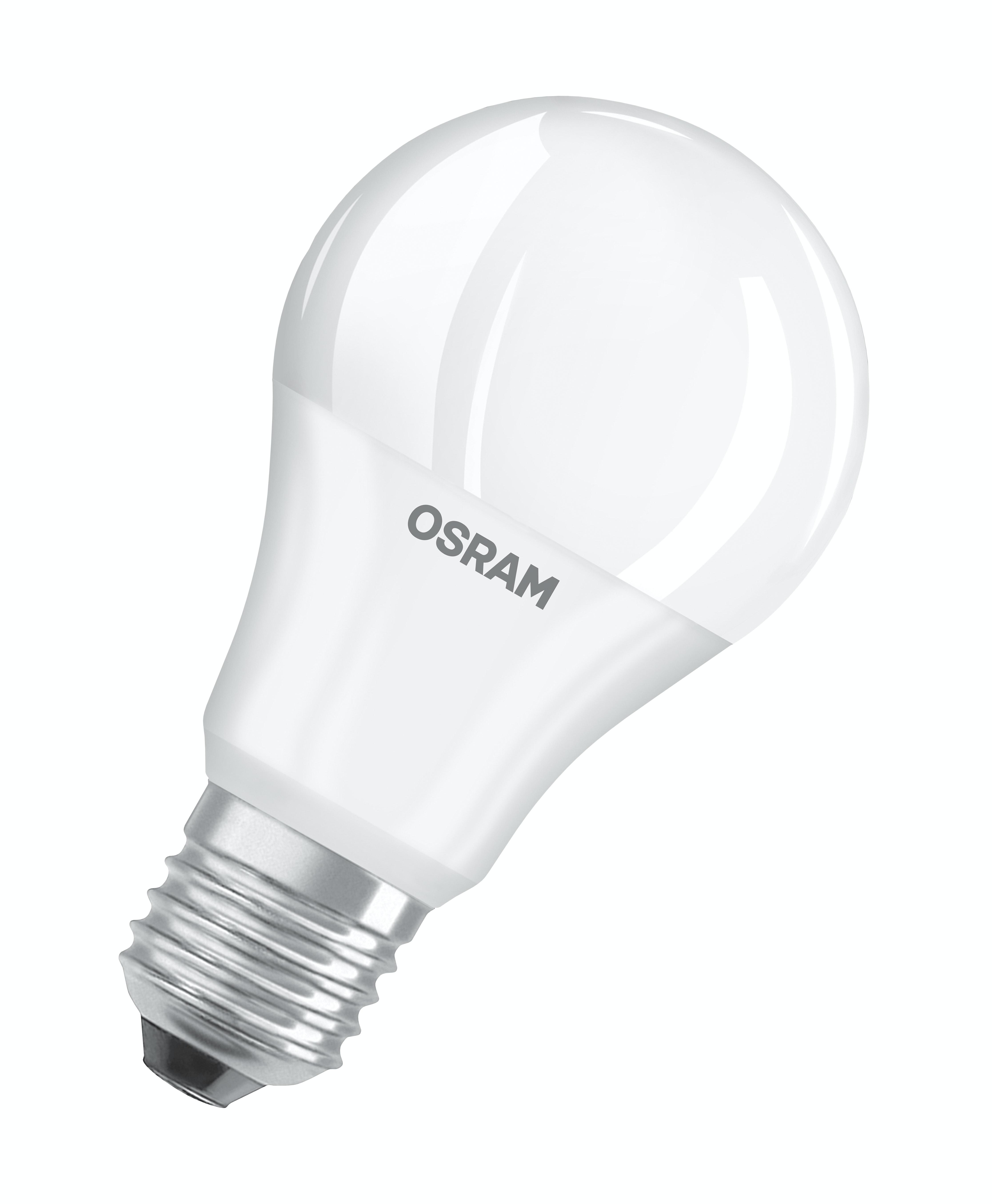 Led-lampa Osram SST D Clickdim CLA60 Normal E27 8,5W