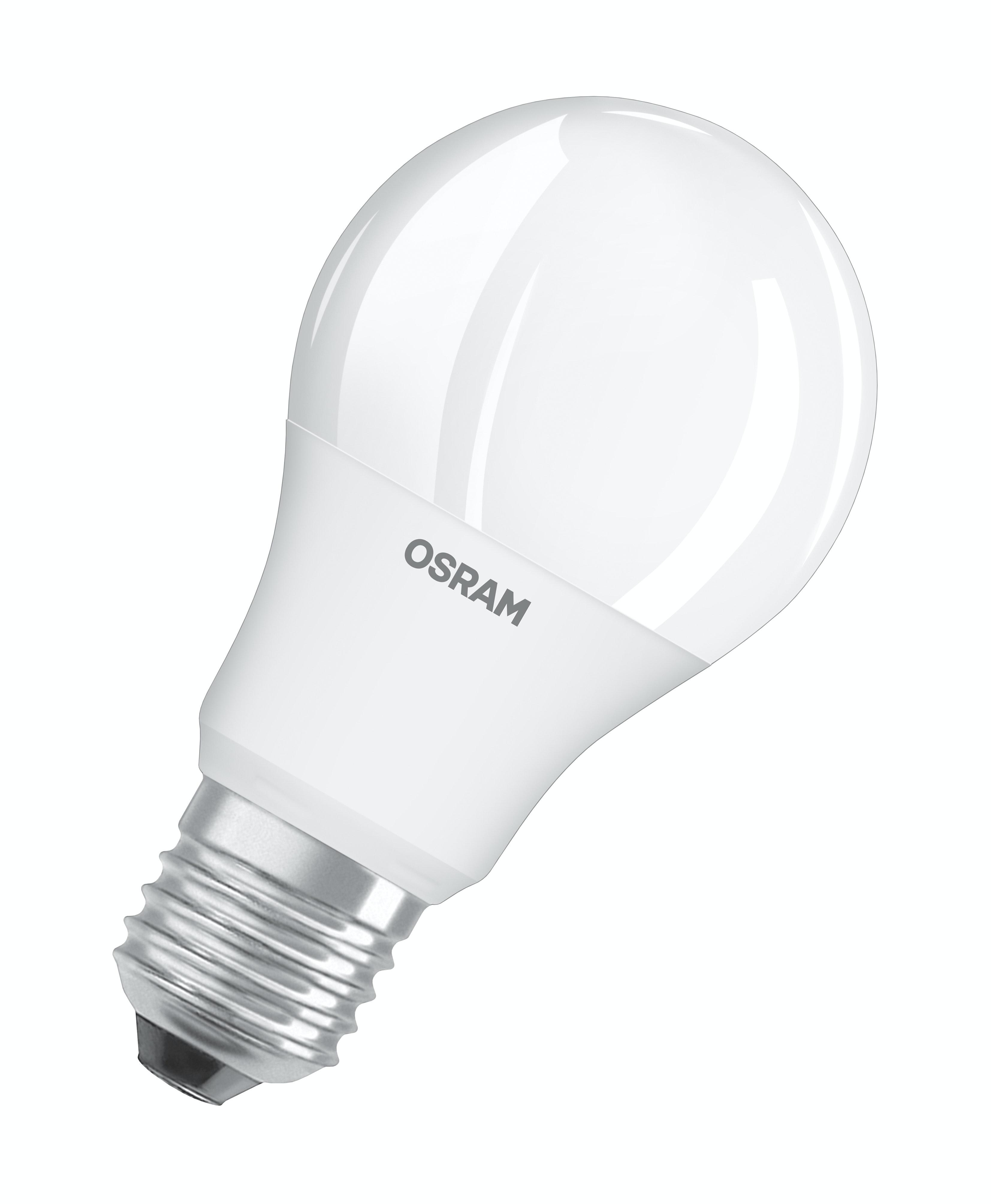 Led-lampa Osram SST Glowdim CLA60 Normal Matt E27 10W