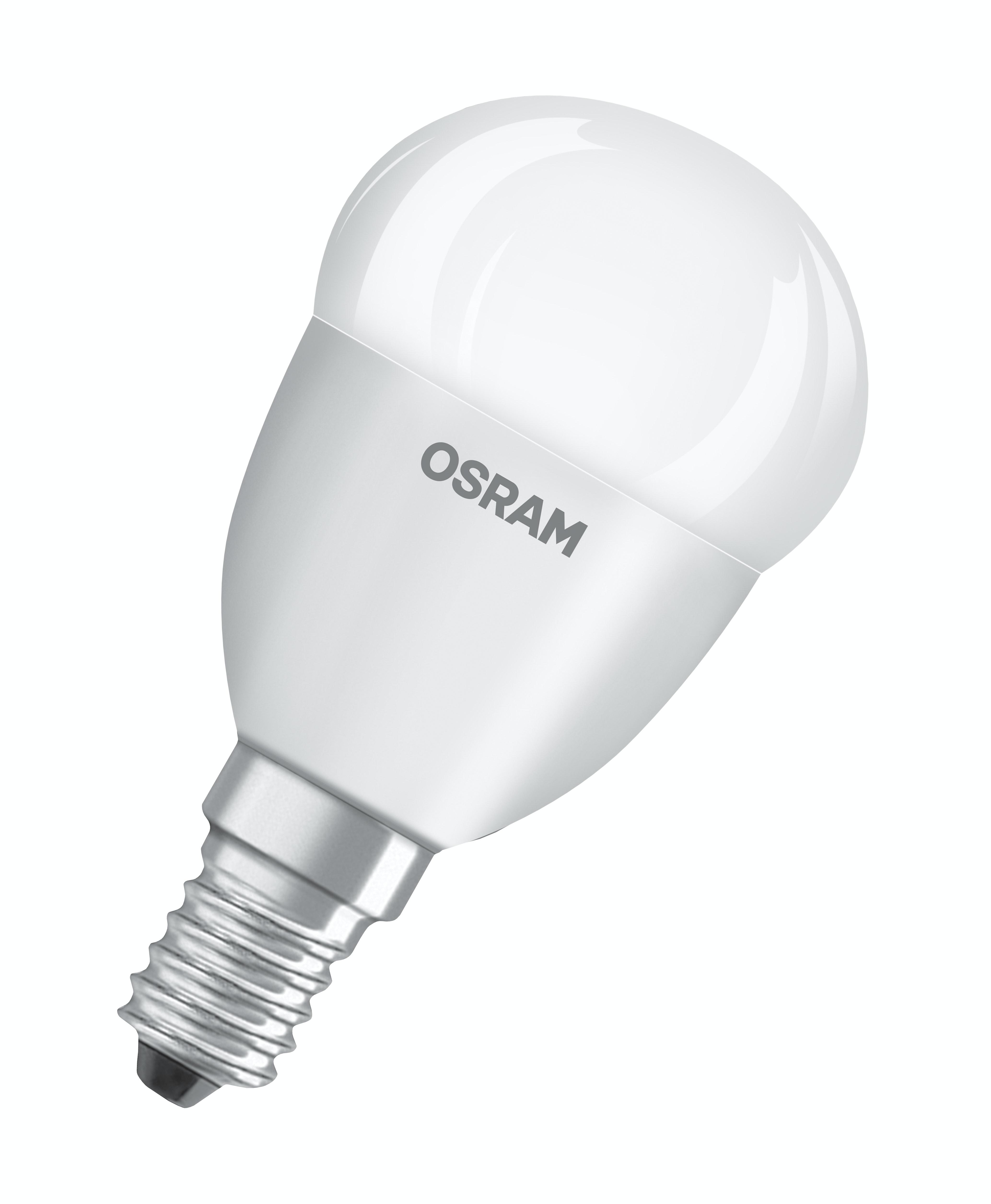 Led-lampa Osram SST Glowdim CLP40 Klot Matt E14 6,5W