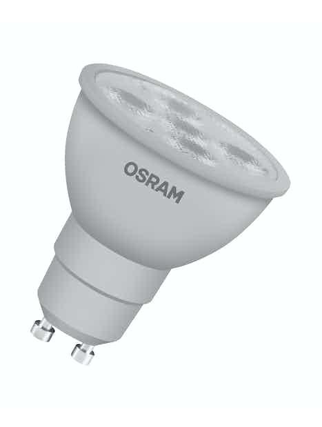 LED-KOHDELAMPPU OSRAM SUPERSTAR 350LM/827 GU10