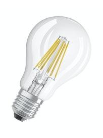 LED-LAMPPU OSRAM RETROFIT CL A75 8W/827 1055LM E27