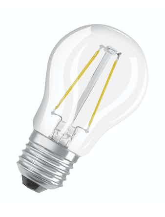 Led-lampa Osram Retrofit Filament CLP40 Klot E27 4W