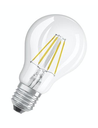 Led-lampa Osram Retrofit Filament Dim CLA40 Normal E27 4,5W