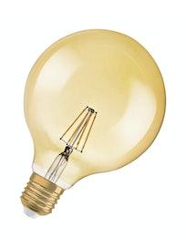LED-LAMPPU OSRAM RETROFIT GLOBE 35 VINTAGE 4W/824 410LM E27