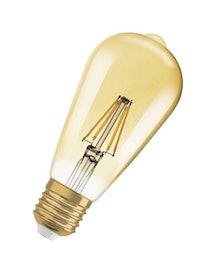 LED-LAMPPU OSRAM RETROFIT CLAS 35 VINTAGE EDISON 4W/824 470LM E27