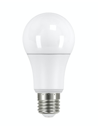 Лампа LED Osram груша, 6,8 Вт х Е27, холодный свет