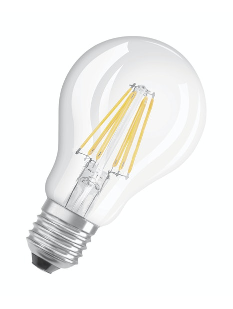 LED-LAMPPU OSRAM RETROFIT BASE A60 806LM 827 E27 2KPL