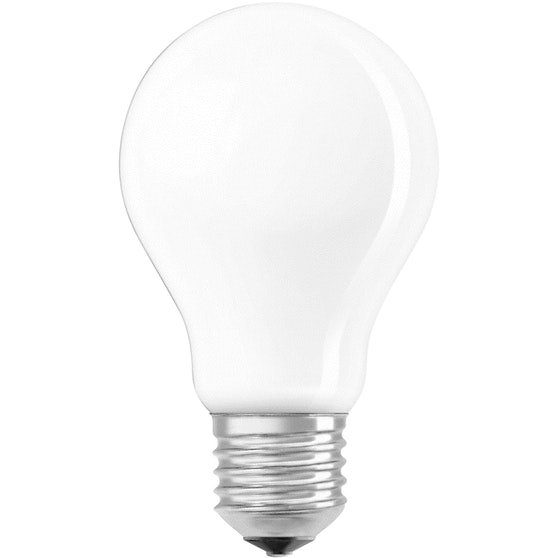 Led Lampa Osram CLA60 E27 Matt 827 7,2W 2 Pack K Rauta