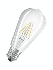 LED-LAMPPU OSRAM RETROFIT EDISON 806LM 827 E27
