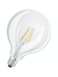 LED-LAMPPU OSRAM RETROFIT GLOBE 470LM 827 E27