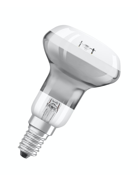 LED-LAMPPU OSRAM RETROFIT R50 104LM 827 E14