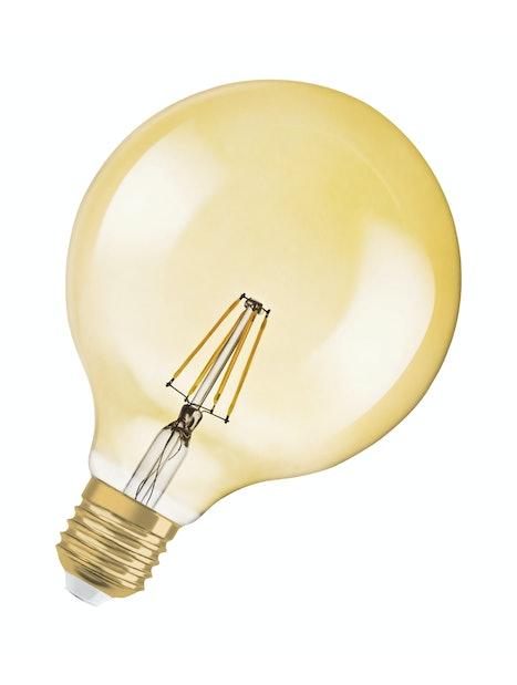 LED-LAMPPU OSRAM GLOBE VINTAGE 54 7W/824 710LM E27
