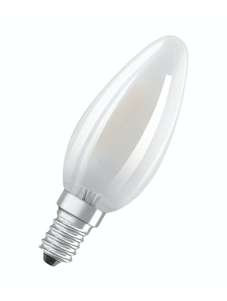 LED-LAMPPU OSRAM STAR 470LM B40 840 GL FR E14