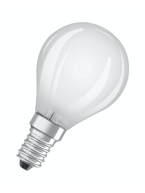 LED-LAMPPU OSRAM STAR CL 470LM P40 840 GL FR E14
