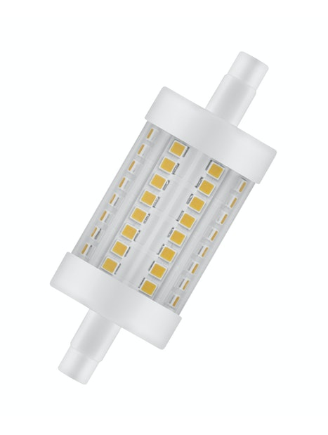 LED-LAMPPU OSRAM STAR LINE78 1055LM 827 CL