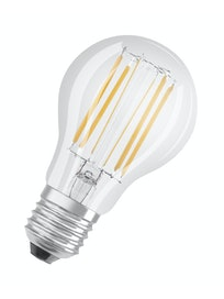LED-LAMPPU OSRAM RETROFIT 1055LM A75 GL FIL 840 E27