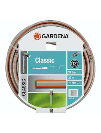 Slang Gardena Classic (1/2In) 20m W/O