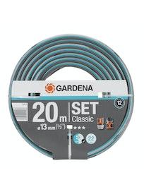LETKU GARDENA CLASSIC 13MM 20M + LIITTIMET 18006-24