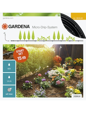 MDS Start-Set Gardena Växtrader S 15m