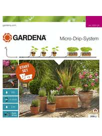 MDS Start-Set Gardena Blomkrukorm