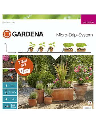 MDS Start-Set Gardena Blomkrukorm